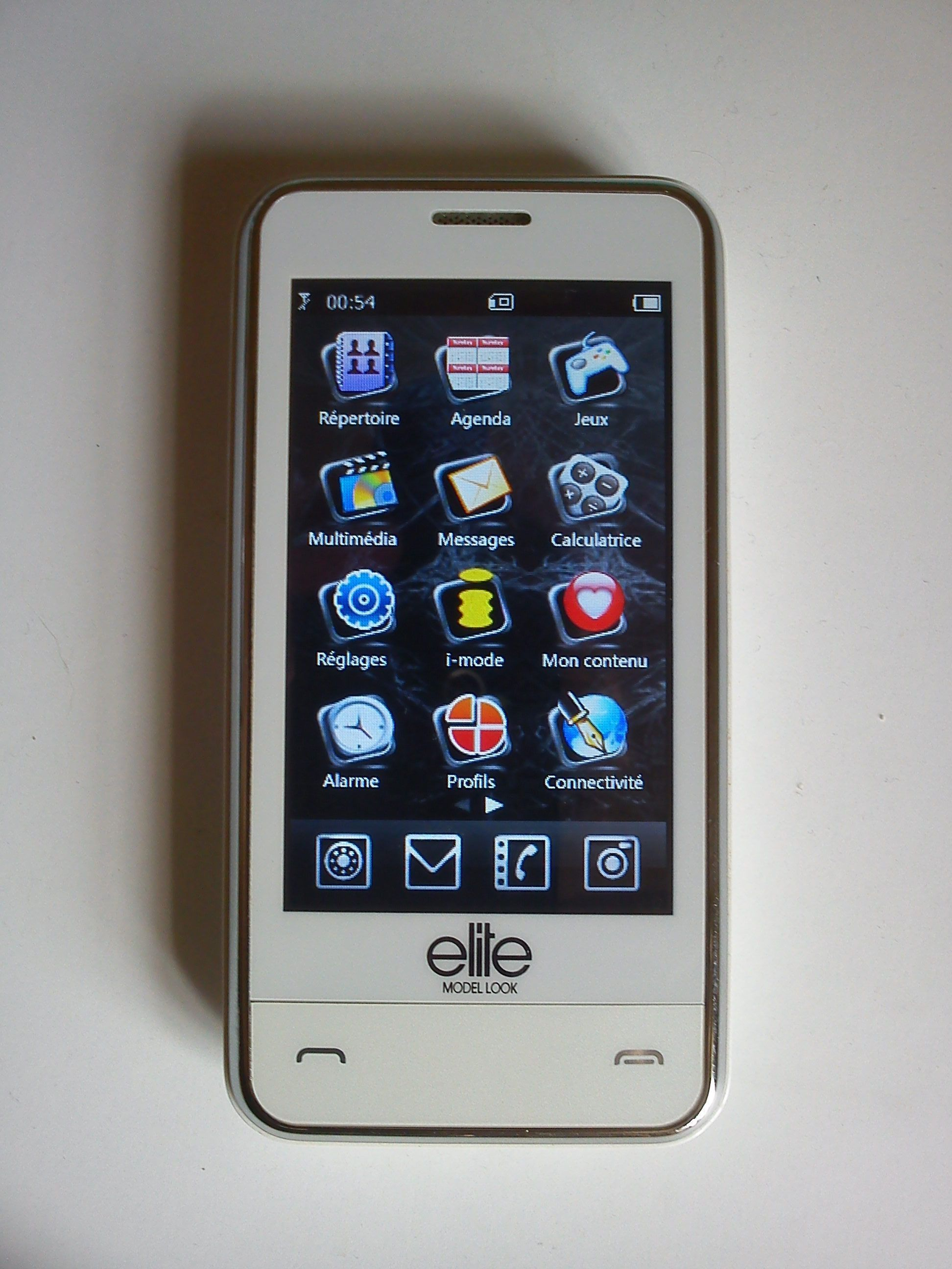 T 233 L 233 Phone Portable Elite G3 By Ght